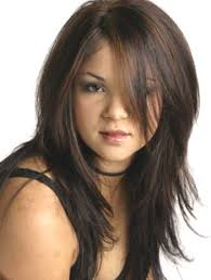 feathered haircuts for round faces feather cut hairstyle for straight hair http www gohairstyles