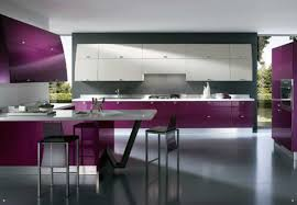 modern kitchen offers refined with innovative space solutions with