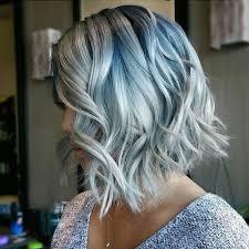 best 25 silver blue hair ideas on pinterest smokey blue hair