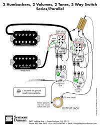 humbucker wiring diagram guitar diagrams seymour duncan 3