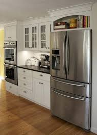 above cabinet ideas ideas for cabinets above refrigerator zhis me