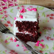 traditional red velvet cake leelabean bakes