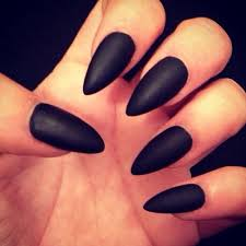 black claws black claws nails best nail designs 2018
