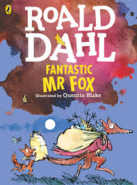 fantastic mr fox colour edn by dahl roald penguin random