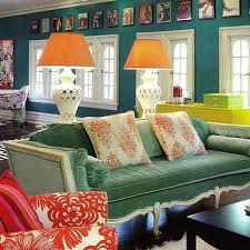 black velvet sofa contemporary living room dillard design
