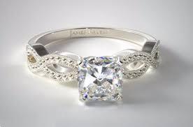2 carat cushion cut engagement ring ultimate guide to buying a 2 carat cushion cut ring