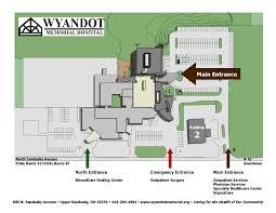 Map Of Sandusky Ohio by Directions