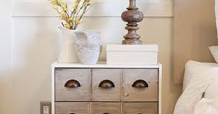 Apothecary Media Cabinet Ikea Rast Dresser Hack Turned Into Faux Apothecary Cabinet
