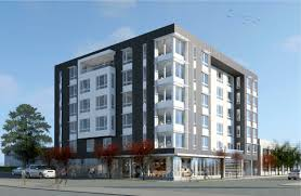 Apartment At NE Th And Hoyt Goes Before Design Commission - Apartment building designs