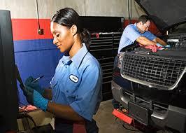 salary for auto service manager bureau of labor statistics