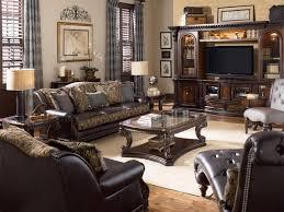 Living Room Setting Fairmont Designs Grand Estates Coffee Table W Glass Table Royal