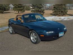 mazda convertible blue classic mazda miata for sale on classiccars com