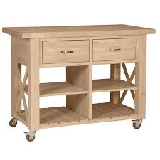 kitchen portable islands x side rolling kitchen island with butcher block top
