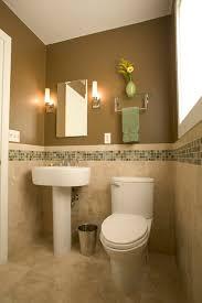 Small Half Bathroom Ideas Modern Half Bathroom Colors Small Bathroom 4 Bathroom Remodeling