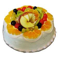 fresh fruit online send 1 kg fresh fruit cake online india order eggless withegg