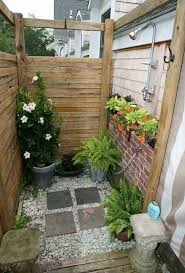 Outdoor Shower Room - outdoor shower enclosure plans interesting ideas for home