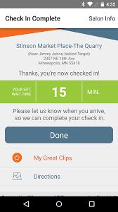great clips online check in android apps on google play