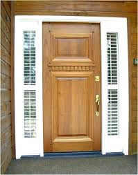 How To Replace Exterior Door How To Replace A Door Jamb Much Replacing Door Frame