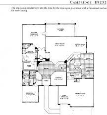 unique grand homes floor plans new home plans design