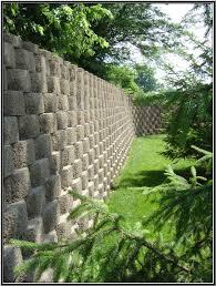 keystone retaining wall units