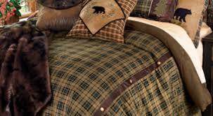 Cabin Bed Sets Rustic Bedding Sets Teal Humanefarmfunds Org