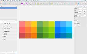 blue shades color a simple trick for creating color palettes quickly u2013 sketch tricks