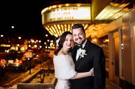 cincinnati wedding photographers 20th century theater