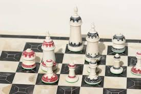 chess sets from the chess piece chess set store bone circle camel