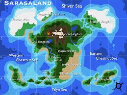 Tcc Map Sarasaland Game Exchange Offical Map By Bkcrazies0 On Deviantart