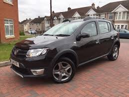 renault sandero stepway black dacia sandero stepway in coventry west midlands gumtree