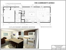 community series modular home and manufactured home floorplans