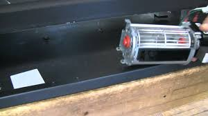 fireplace grate heater heat exchanger blower very small fire