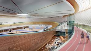 gallery of faulknerbrowns propose community velodrome scheme in