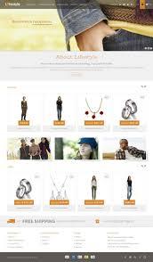 lifestyle opencart responsive theme templatemela