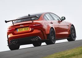 all black jaguar new jaguar xe sv project 8