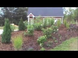 Landscape Mounds Front Yard - big beautiful berm youtube