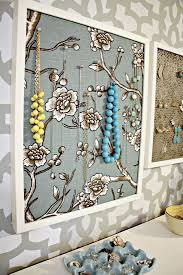 Jewelry Storage Solutions 7 Ways - best 25 necklace holder ideas on pinterest diy jewelry