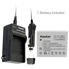 amazon com battery charger for canon powershot sd1000 sd1100is