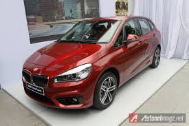 first impressionreview bmw 2 series active tourer by autonetmagz