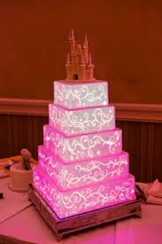 disney fairytale wedding cake projection 5000 simple wedding cakes
