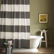Kate Spade Striped Shower Curtain Shower Curtains Jenna Calder