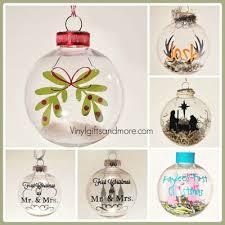 floating ornaments vinyl