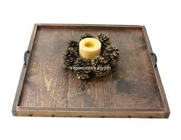 Large Serving Trays For Ottomans Large Tray For Ottoman Coffee Table Uk Leather Serving Trays