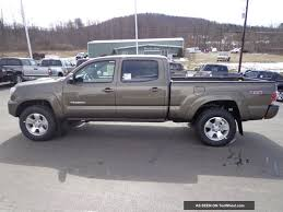 nissan tacoma toyota tacoma 4 0 2010 auto images and specification