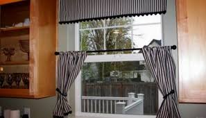 Battenburg Lace Kitchen Curtains by Curtains Rooster Stitch Kitchen Curtain With Swag Trends Also