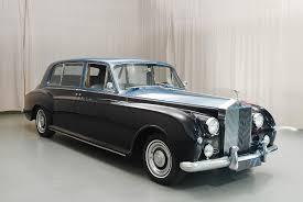 rolls royce classic 1962 rolls royce phantom v limo hyman ltd classic cars