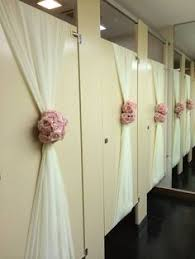 Bathroom Stall Doors Bathroom Stall Decorations It U0027s All In The Details The
