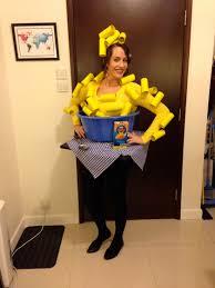 mac halloween costume the bucket costume u2013 ms kit lang
