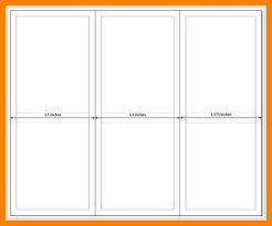 4 fold brochure template word 4 fold brochure template word 28 images 4 fold brochure
