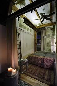 Bachelor Pad Bedroom Industrial Bachelor Pad Loft Design